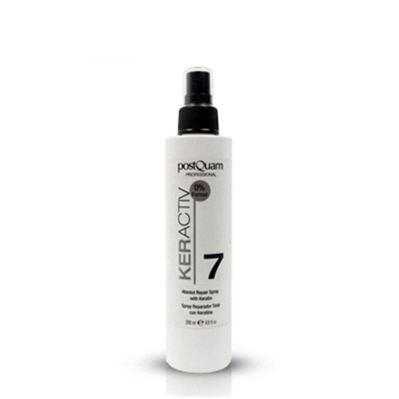 Spray hydratant à la Kératine 200ml